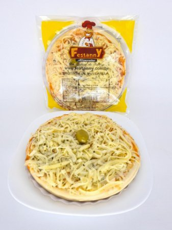 PIZZA FESTANNY 500G MUSSARELA