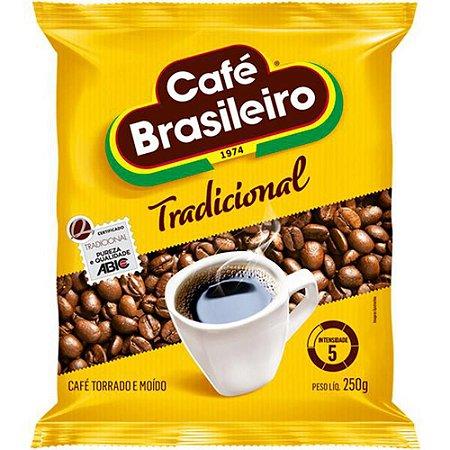 CAFE MOIDO BRASILEIRO 250 G TRADICIONAL