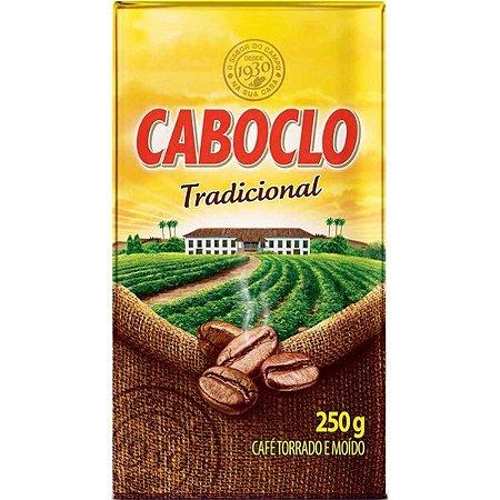 CAFE CABOCLO VACUO EF 250G