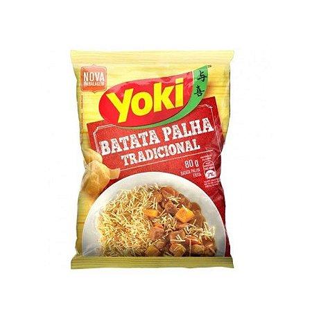 BATATA PALHA YOKI 80G