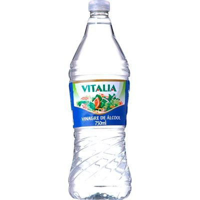 VINAGRE VITALIA 750ML ALCOOL