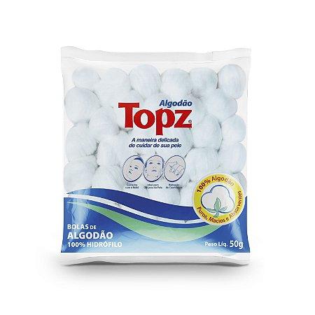 ALGODAO TOPZ BOLAS 95G