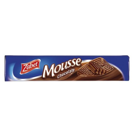 BISC.ZABET MOUSE CHOCOLATE 145G