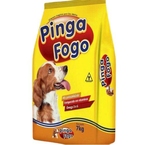 RACAO PINGA FOGO 7KG