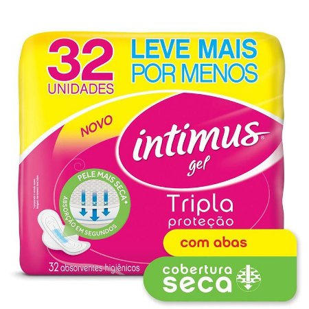 ABS.INTIMO INTIMUS GEL SV C/32 C/AB
