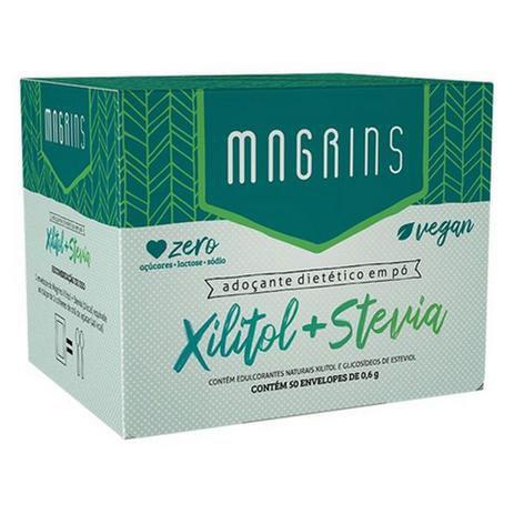 ADOCANTE MAGRINS XILITOL/STEVIA C/50