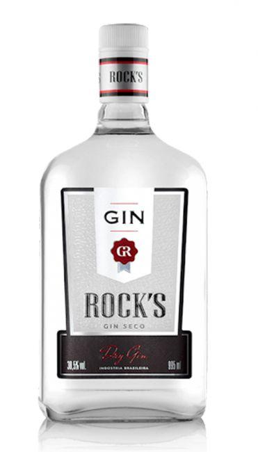 GIN 995ML ROCK S TRADICIONAL
