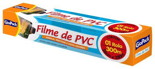 FILME PVC GIOPACK 28CMX30M