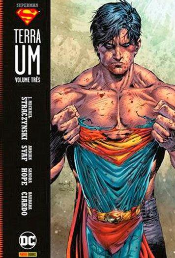 Superman: Terra Um Vol. 03