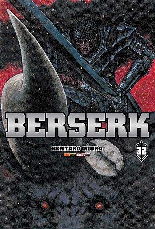 Berserk - 32 Edição de Luxo