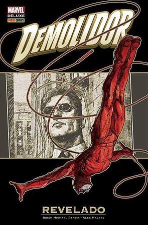 Demolidor: Revelado Marvel Deluxe