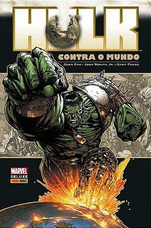 Hulk Contra o Mundo - Marvel Deluxe