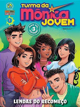 Turma da Mônica Jovem - 01