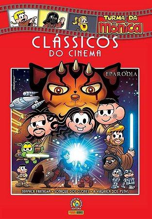 Livro Clássicos do Cinema - Vol. 07 Eparódia