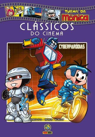 Livro Clássicos do Cinema - Vol. 04 Cyberparódias