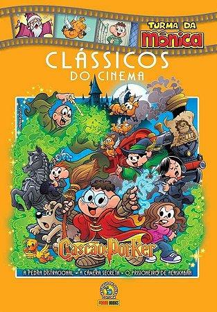 Livro Clássicos do Cinema - Vol. 08 Cascão Porker