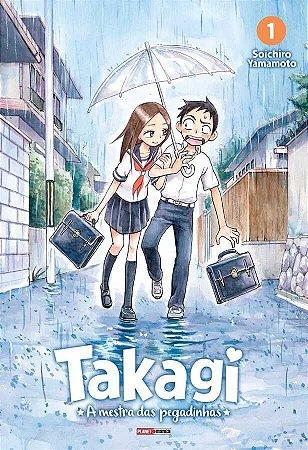 Takagi: A Mestra das Pegadinhas - 01