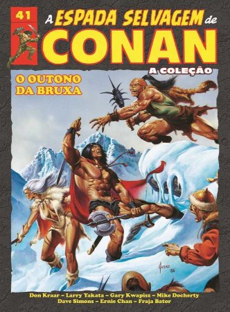 A Espada Selvagem de Conan Vol.41