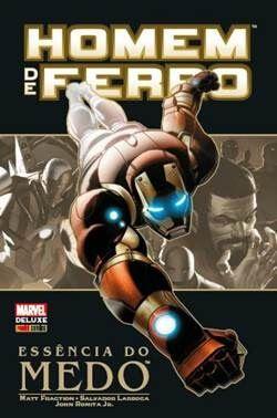 Homem de Ferro: Essência do Medo