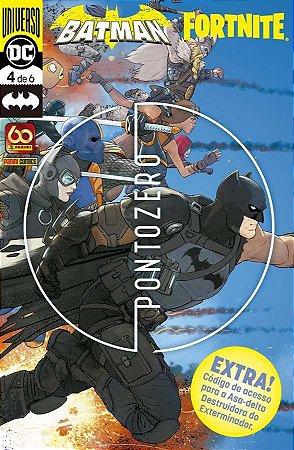 Batman Fortnite Vol.04 - Batman/Fortnite: Zero Point 4