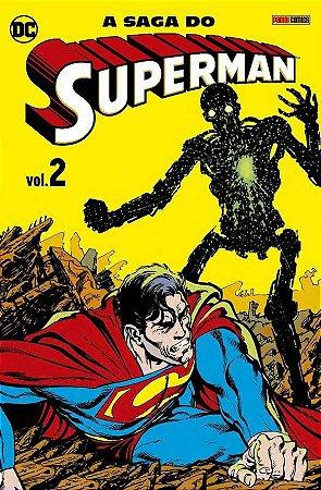 A Saga do Superman vol. 2