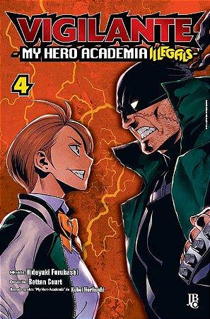 Vigilante: My Hero Academia Illegals 04