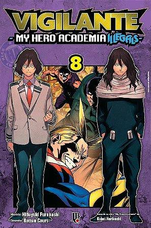 Vigilante: My Hero Academia Illegals 08