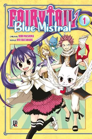 Fairy Tail Blue Mistral 01