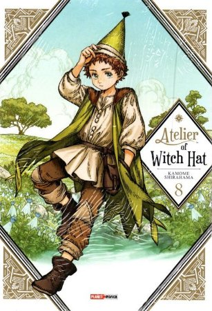 Atelier Of Witch Hat - 08