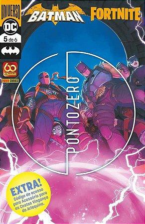 Batman Fortnite Vol. 5 - Zero Point