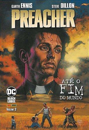 Preacher Vol. 2 Até o Fim do Mundo