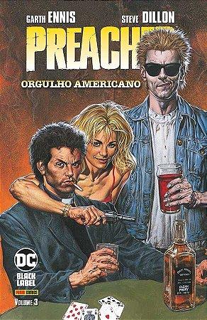 Preacher Vol. 3 Orgulho Americano