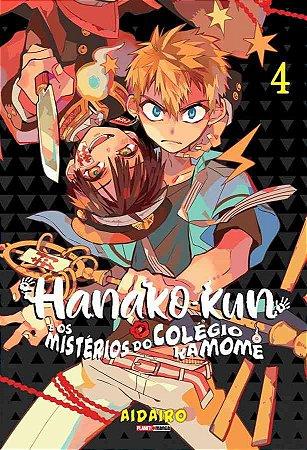 Hanako-kun e os mistérios do colégio Kamome - 04