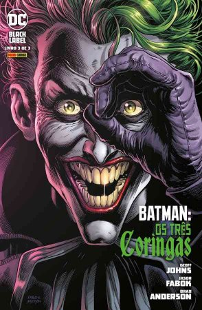 Batman: Os Tres Coringas Vol.03