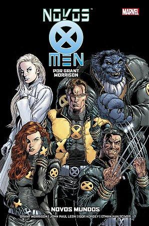 Novos X-men por Grant Morrison Vol. 03