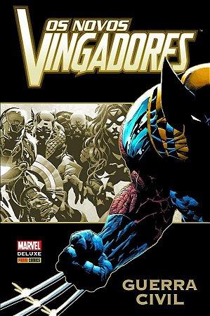 Novos Vingadores: Guerra civil Marvel Deluxe