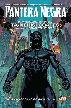 Pantera Negra: Uma nação sob nossos pés Vol.01
