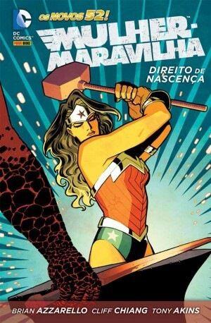 Mulher Maravilha: Direito de Nascença Novos 52! Vol. 02