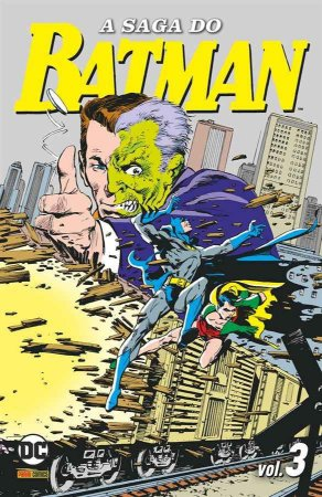 A Saga do Batman Vol. 03