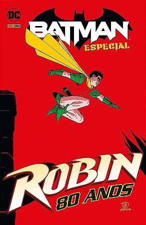 Batman Especial vol. 3: Robin - Aniversário de 80 anos