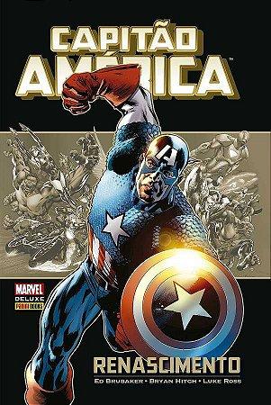 Capitão América: Renascimento Marvel Deluxe