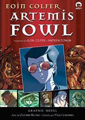 Artemis Fowl - Graphic Novel Vol. 1
