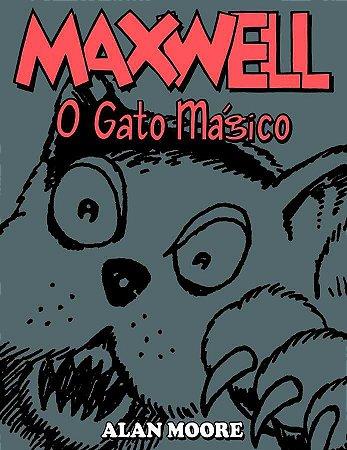 Maxwell, O Gato Mágico - Volume Único Capa dura – Edição de luxo