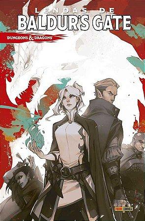 Dungeons & Dragons Vol.01 Lendas de Baldur's Gate