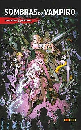 Dungeons & Dragons Vol.02 Sombras do Vampiro