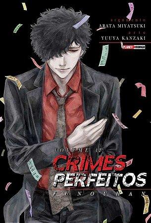 Crimes Perfeitos: Funouhan - 12
