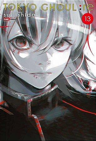 Tokyo Ghoul: re - 13