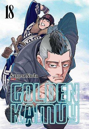 Golden Kamuy - 18