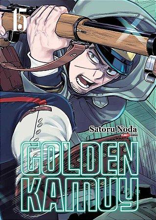 Golden Kamuy - 15