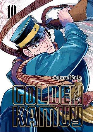 Golden Kamuy - 10